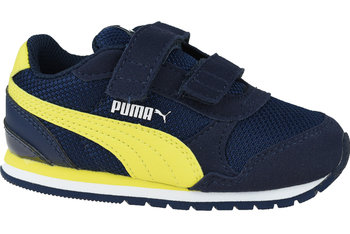 Puma ST Runner V 2 Infants 367137-09, dla dzieci, buty sneakers, Granatowy-Puma