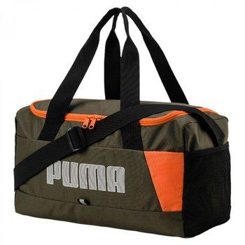Puma, Torba sportowa, Fundamentals Sportsbag 075364 05, khaki, 40x20x20cm-Puma