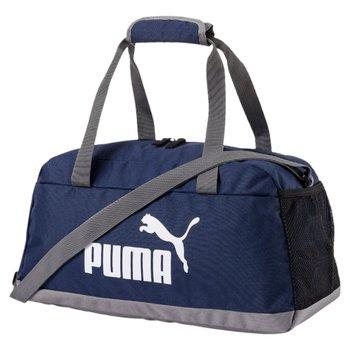 33e9f088302b6 Puma, Torba sportowa, podróżna PHASE SPORT, granatowy - Puma | Sport ...