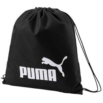 Puma, Worek, Phase Gym Sack 074943 01, czarny-Puma