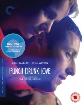 Punch-drunk Love - The Criterion Collection (brak polskiej wersji językowej)-Anderson Paul Thomas