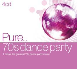 Pure... 70s Dance Party-Various Artists
