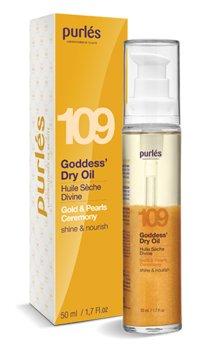 Purles, Gold & Pearls Ceremony 109, suchy olejek bogini, 50 ml-Purles