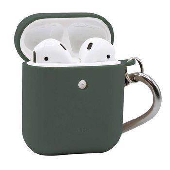 PURO Green Compostable Eco-friendly Cover - Ekologiczne etui Apple AirPods 1&2 (zielony)-Puro