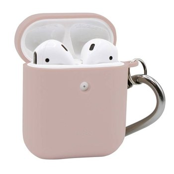PURO Green Compostable Eco-friendly Cover - Ekologiczne etui Apple AirPods 1&2 (zielony) - Puro