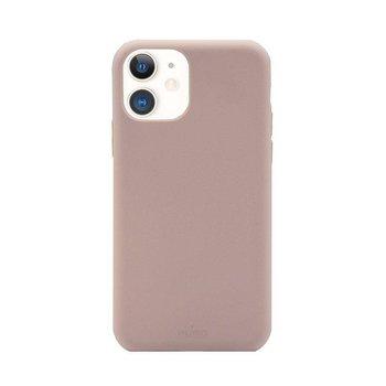 PURO Green Compostable Eco-friendly Cover - Ekologiczne etui iPhone 12 Mini (piaskowy róż)-Puro
