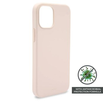 PURO ICON Anti-Microbial Cover - Etui iPhone 12 Pro Max z ochroną antybakteryjną (różowy)-Puro