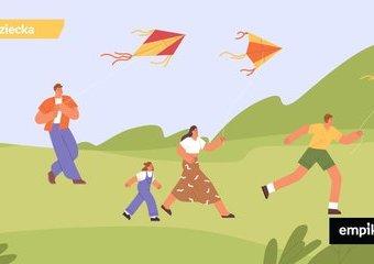 Puszczanie latawców – pomysł na świetną zabawę dla każdego!