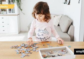 Puzzle dla dwulatka – o czym pamiętać przy zakupie układanki?