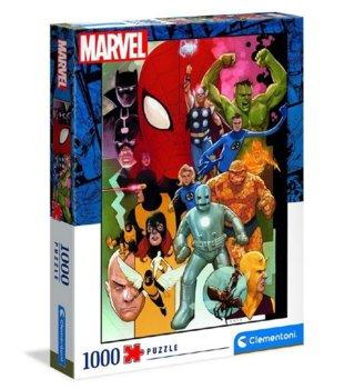 Puzzle Marvel 80° 1000 el. Clementoni 39612-Clementoni