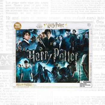 Puzzzle Harry Potter Paladone-Paladone