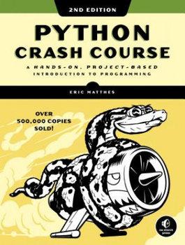 Python Crash Course-Matthes Eric