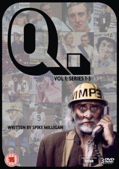 Q. - Vol 1: Series 1-3 (brak polskiej wersji językowej)-MacNaughton Ian