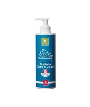 Quaranta Settimane, Bio, Płyn do mycia ciała i włosów dla dzieci, 400 ml-Quaranta Settimane