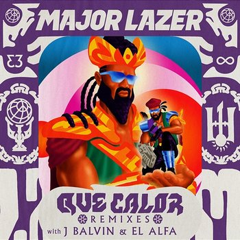 Que Calor - Major Lazer feat. J. Balvin, El Alfa