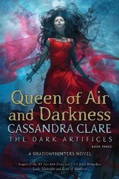 Queen of Air and Darkness-Clare Cassandra
