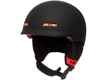 Quiksilver, Kask narciarski, Play Black 2020, czarny, rozmiar L-Quiksilver