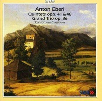 Quintets Opp. 41 & 48/ Grand Trio Op. 36-Consortium Classicum