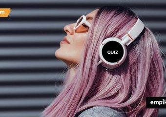 Quiz: co muzyka, której słuchasz mówi o tobie?