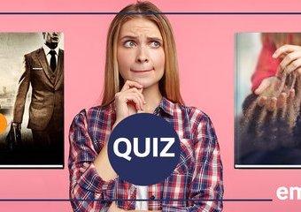 Quiz: Czy rozpoznasz książkę po okładce?