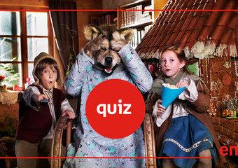 Quiz: Jak dobrze znasz bajki? Rozpoznaj je po jednym kadrze!