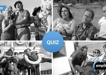 """Quiz: Jak dobrze znasz film """"Rejs""""?"""