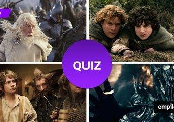 Quiz: jak dobrze znasz twórczość J.R.R. Tolkiena?