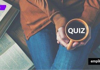 Quiz: Sprawdź, czy rozpoznasz książkę po pierwszym zdaniu?