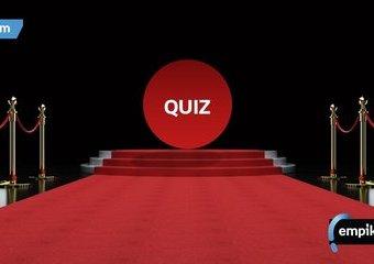 Quiz: Sprawdź, jak dużo wiesz o Oscarach?