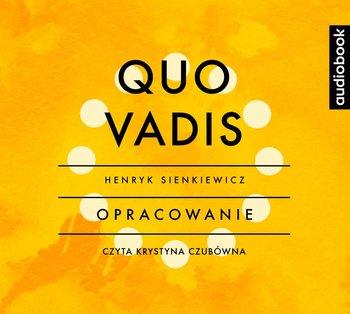 Quo vadis - opracowanie-Sienkiewicz Henryk
