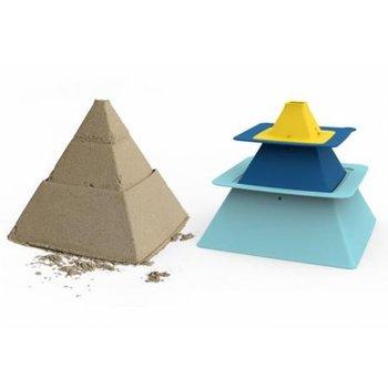 Quut, zabawki do piasku Piramida-Quut