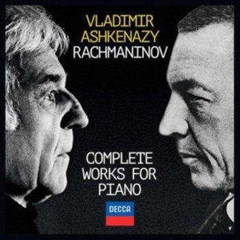 Rachmaninoff: Complete Works For Piano-Ashkenazy Vladimir
