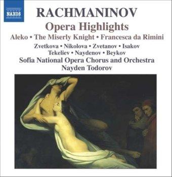Rachmaninov: Opera Highlights-Various Artists