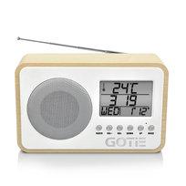 Radiobudzik GOTIE GRA-100S
