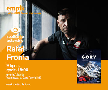Rafał Fronia | Empik Arkadia