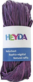 Rafia naturalna, fioletowa, 50 g