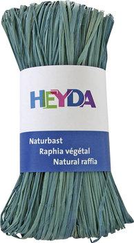 Rafia naturalna, niebieski pastel, 50 g