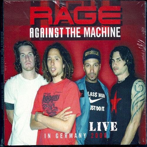rage against the machine live
