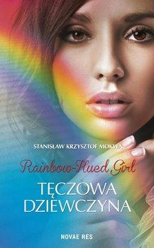 Rainbow-Hued Girl. Tęczowa dziewczyna-Mokwa Stanisław Krzysztof