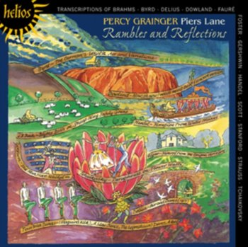 Rambles & Reflections - Piano transcriptions by Percy Grainger-Lane Piers