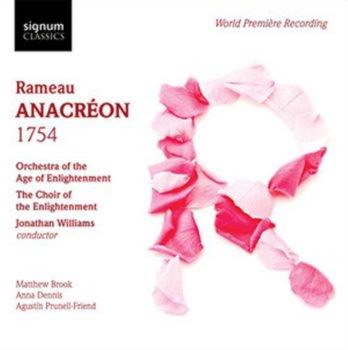 Rameau: Anacreon (1754)-Brook Matthew, Dennis Anna, Prunell-Friend Agustin