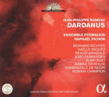 Rameau: Dardanus-Ensemble Pygmalion, Pichon Raphael