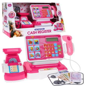 Ramiz, zabawka edukacyjna Kasa sklepowa z akcesoriami-RAMIZ