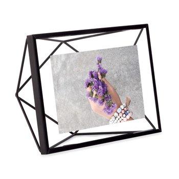 Ramka na zdjęcia UMBRA, Prisma, czarna, 10x15 cm-Umbra