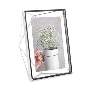 Ramka na zdjęcia UMBRA, Prisma, srebrna, 13x18 cm-Umbra