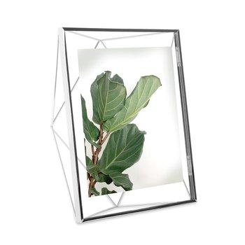 Ramka na zdjęcia UMBRA Prisma, srebrna, 20 x 25 cm-Umbra