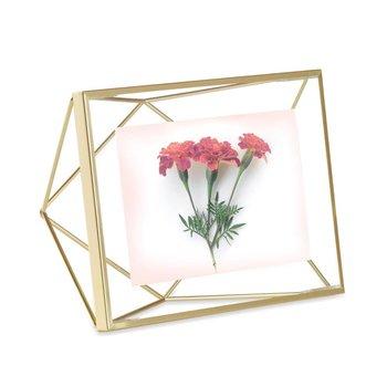 Ramka na zdjęcia UMBRA, Prisma, złota, 10x15 cm-Umbra