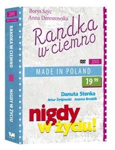 randka w ciemno obsada Poznań