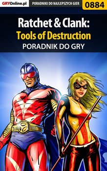 Ratchet  Clank: Tools of Destruction - poradnik do gry-Matuszczyk Marcin Hamster