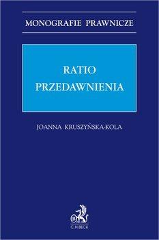 Ratio przedawnienia-Kruszyńska-Kola Joanna